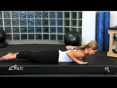 Pilates Exercicios Alongamento avi - YouTube