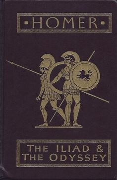 a literary analysis of iliad and the odyssey by homer Quicklet on homer's the iliad (cliffnotes-like summary, analysis, and review) mar 4,  odyssey by homer, the  literary movements & periods.