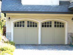 Amarr Carriage House Garage Doors