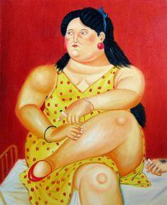 pinturas botero mujeres imágenes - Búsqueda de Google Art Mural, Mona Lisa, Disney Characters, Fictional Characters, Disney Princess, Artwork, Painting, Fernando Botero, Google Search