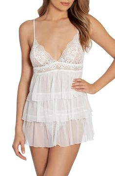 512 Women Sexy Soft Nightwear Halter Lace Strap Chemise Babydoll Lingerie Set FF , Babydoll Nightwear, Lace Babydoll, Babydoll Lingerie, Lingerie Set, Women Lingerie, Elegant Lingerie, Vintage Lingerie, Casual Dresses For Women, Clothes For Women