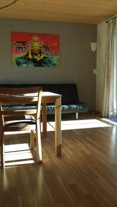 Appartement 103. Ruim appartement voor 2 volwassenen met eventueel 2 of 3 kinderen.