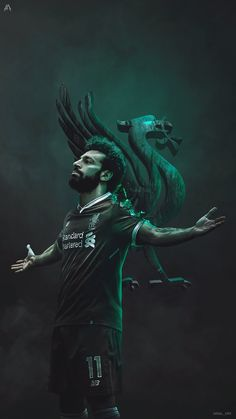 Mo salah.. The Egyptian king