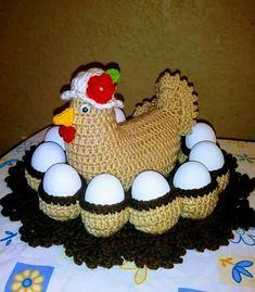 Easy crocheting ideas to try at home – artofit – Artofit Easter Crochet Patterns, Flower Patterns, Crochet Chicken, Crochet Decoration, Crochet Kitchen, Crochet Slippers, Flower Applique, Crochet Videos, Crochet Flowers