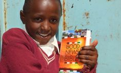 Your gift to the 2013 Bibles for Orphans Christmas Campaign will provide a Bible in the heart language of each child as a special gift.