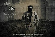 ISIS Releases A Threatening Image Of Cristiano Ronaldo