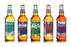 Kentish Pip Cider Re-brand on Packaging of the World - Creative Package Design Gallery