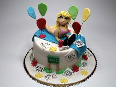 Cool 20 Happy Birthday Cake Designs http://www.designsnext.com/20-happy-birthday-cake-designs-2/ Check more at http://www.designsnext.com/20-happy-birthday-cake-designs-2/