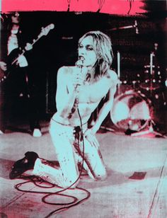 Russell Young / Iggy Pop