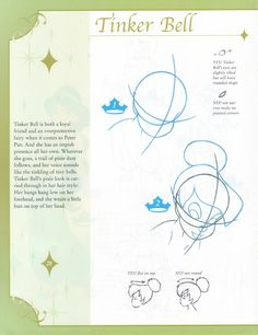 how to draw - tinkerbell - how to draw disney princesses - Disney - How to Draw Princesses Princess Sketches, Disney Princess Drawings, Disney Sketches, Disney Drawings, Drawing Disney, Disney Princesses, Drawing Cartoon Characters, Character Drawing, Cartoon Drawings