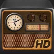 라디오 알람 시계 HD - 다양한 기능의 클래식 라디오