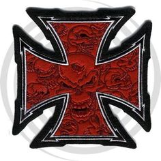 Lethal Threat embroidered patches are the most detailed and sought after patches in the Biker market place. Each patch has a heat seal backing for iron on appli Patches, Skull, Iron, Fabric, Leather, Tejido, Tela, Cloths, Fabrics