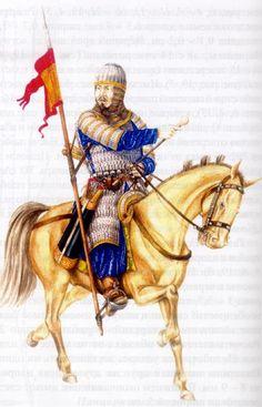 Kök Turk (Tujue) Warrior- Ashina Clan Gökturks