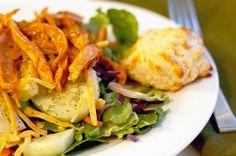 i heart buffalo chicken salad