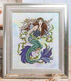 Joan Elliot's newest mermaid!