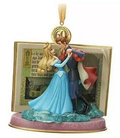 Sleeping Beauty and Prince Phillip anniversary legacy sketchbook Disney ornament from our Christmas collection Disney Ornaments, Xmas Ornaments, 60 Year Anniversary, Disney Classics Collection, Disney Collector, Disney Traditions, Disney Sleeping Beauty, Prince Phillip, Christmas Home