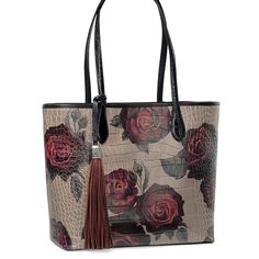 Victorian Rose View All Jewelry, Victorian Rose Bracelets, Victorian Rose Earrings, Victorian Rose Necklaces, Victorian Rose Coin Purses & Pouches Brighton Handbags, Rose Earrings, Victorian, Tote Bag, Coin Purses, Accessories, Necklaces, Bracelets, Fall 2016