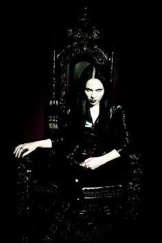 #Goth girl Liama B
