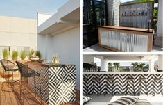 Looking for DIY Ideas? Complete this project with an ice-cold celebration drink at your brand-new outdoor bar…build your backyard bar today! Outdoor Buffet, Diy Outdoor Bar, Outdoor Balcony, Outdoor Areas, Backyard Bar, Backyard Ideas, Bar Counter Design, Balcony Flooring, Outside Bars