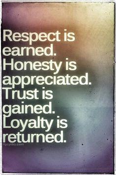 loyalitet citat