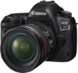 Canon - EOS 5D Mark IV DSLR Camera with 24-70mm f/4L IS USM Lens - Angle