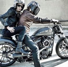 """My future wife and me will be like """"rolling the road, baby!"""""""