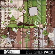 Enjoy these high quality designs by #Fit2beScrapped @MyMemoreis.com #DIgital #Creative #scrapbook #Craft #ChocolatePeppermint