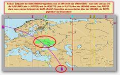 Akte Astrosuppe - glasklar!: S+P Worldnews - Wie das Mars-Jupiter-Uranus-Pluto Quadrat mit der UKRAINE in Verbindung steht...