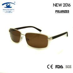 2016 Brand Desginer Men gafas oculos de sol masculino Fashion Luxury Pilot Sun Glasses Polarized Sunglasses Man Outdoor Sports