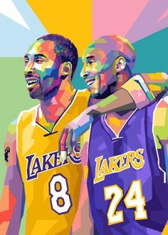 Kobe Bryant Pop Art poster by from collection. By buying 1 Displate, you plant 1 tree. King Lebron, Lebron James, Pop Art Posters, Poster Prints, Kobe Bryant Quotes, Mvp Basketball, Kobe Bryant Pictures, Athlete Quotes, Nba Pictures