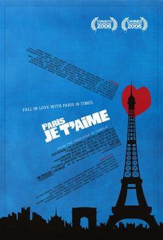 Paris Je T'aime 11x17 Movie Poster (2007)