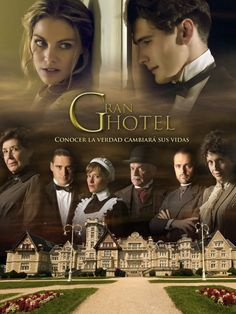 This show is amazing! Gran Hotel - Award winning Spanish period mystery drama about a hotel in 1905 Spain. Series is said to be inspired by Downton Abbey but with a good deal more suspense & plot twists. Starring: Yon Gonzalez and Amaia Salamanca. Beau Film, Downton Abbey, Movies Showing, Movies And Tv Shows, Musik Hits, Telenovelas Online, Ver Series Online Gratis, Period Drama Movies, Period Dramas