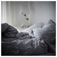 IKEA offers everything from living room furniture to mattresses and bedroom furniture so that you can design your life at home. Best Duvet Covers, Duvet Cover Sets, King Duvet, Queen Duvet, Cama Ikea, Bedding Sets Online, Quilt Cover, Luxury Bedding, Bedroom Furniture