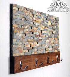 Stone Coat Rack