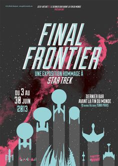 Final Frontier STAR TREK Art Show Collection - News - GeekTyrant