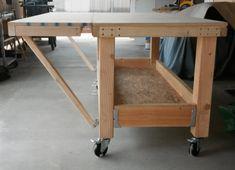 Work Bench                                                                                                                                                                                 More #diycuttingboard