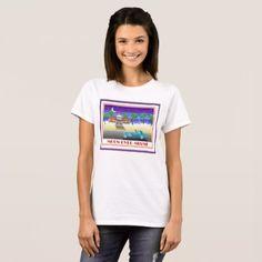 Moon Over Miami T-Shirt - individual customized designs custom gift ideas diy