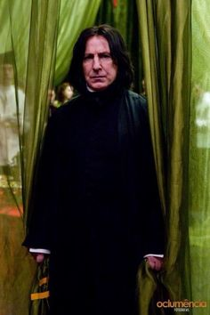 Severus snape with his long black cape head of slytherin house of snake yeah half blood prince even though they debate he would do what it takes to protect this place he's Severus snape Harry Potter World, Rogue Harry Potter, Harry Potter Severus Snape, Alan Rickman Severus Snape, Severus Rogue, Harry Potter Jokes, Harry Potter Universal, Harry Potter Fandom, Snape Meme