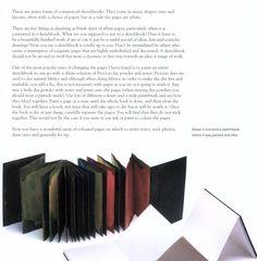 A concertina book