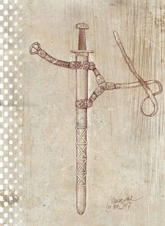 Viking Art, Viking Woman, Sword Sheath, Pre Wedding Poses, Viking Sword, Carolingian, Viking Dress, Early Middle Ages, Medieval Jewelry
