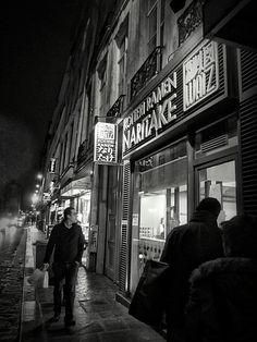 Night Shopper 2013 © Marcelle Cestoni