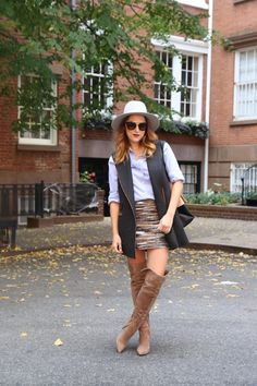 Over The Knee Boots: My Style Pill waysify