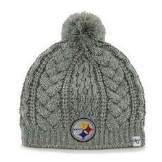 Pittsburgh Steelers 47 Brand Women's Kiowa Cuffless Knit Hat - Official Online Store