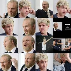 Niall/Harvey in BSE -I LAUGHED WHEN I FOUND OUT HIS NAME IS HARVEY. COS HARVEY IS A BURGER PLACE.