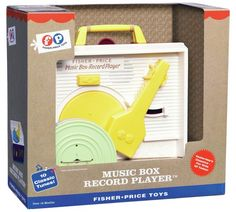Buy Fisher-Price Record Player at Argos.co.uk, visit Argos.co.uk to shop online for Musical toys and instruments, Baby and pre-school toys, Toys
