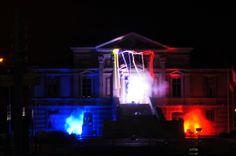 MAIRIE DE LAVAUR, 14 JUILLET 2014  Photo A.Dourel (tdr)