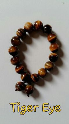 Gelang batu tiger eye