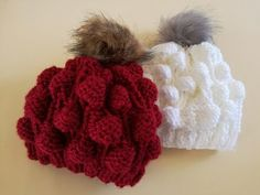 Knitting Videos, Knitting Stitches, Baby Knitting, Fair Isle, Easter Crafts, Knit Crochet, Balloons, Winter Hats, Color