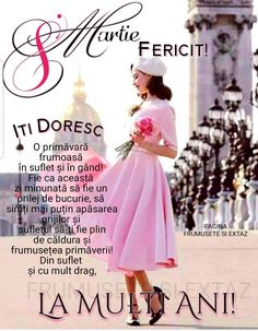 8 Martie, Ten, Spring Time, Formal Dresses, Drag, Beauty, Cosmetics, Fashion, Dresses For Formal