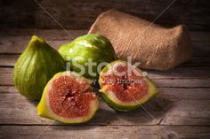 Still Life With Figs Royalty Free Stock Photo